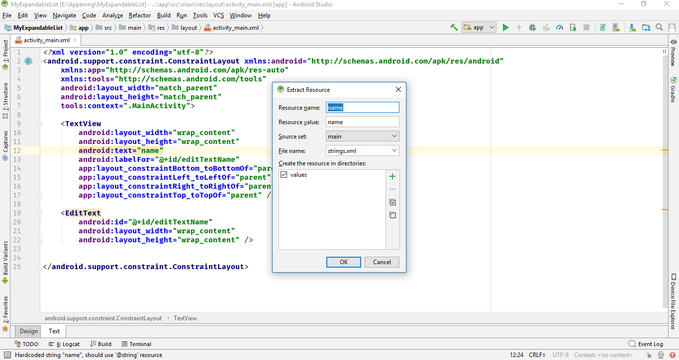 Android Studio TIPS for Devs  - Appening